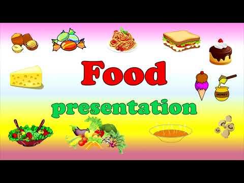 Мультфильм по теме food