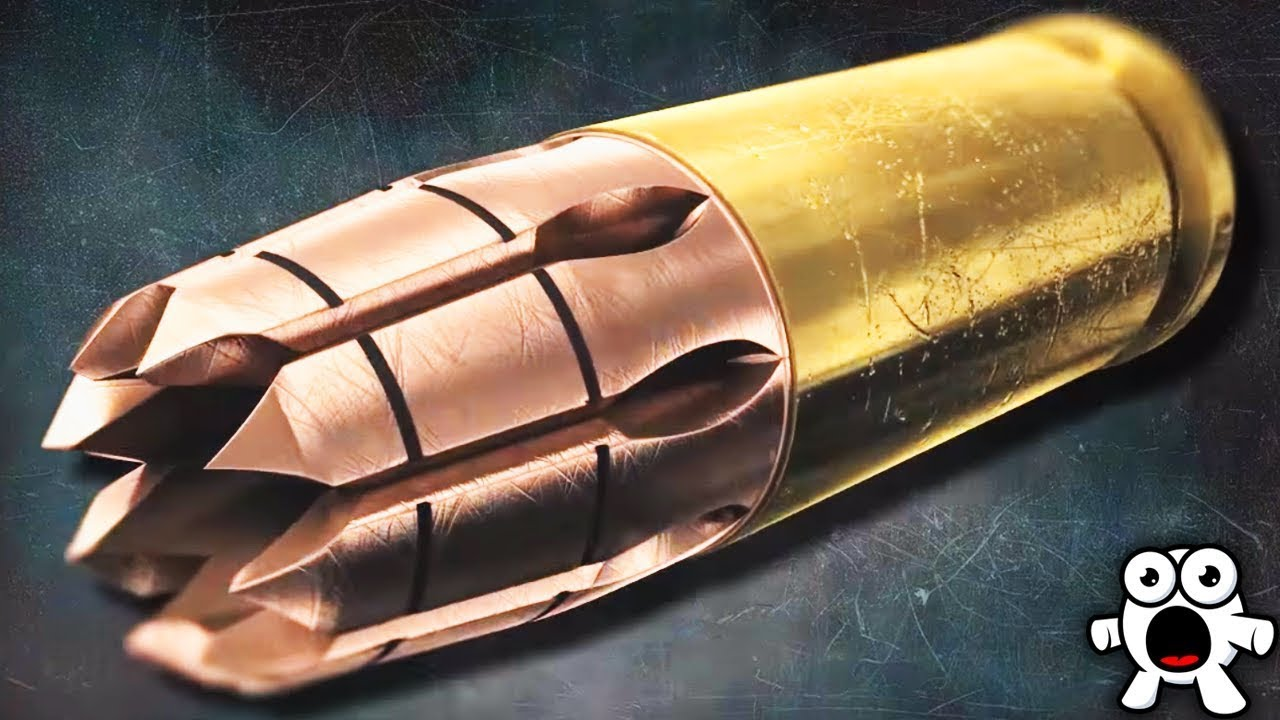 Top 10 Weapons So Powerful They're Illegal & Prohibited Worldwide