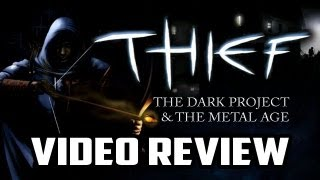 Retro Review - Thief: The Dark Project & Thief II: The Metal Age PC Game Review