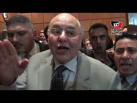 «منافس السيسي»: توكيلاتي مش وهمية زي خالد علي.. وانا مش كومبارس