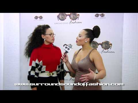 Elle Varner Interview at Surround Sound of Fashion