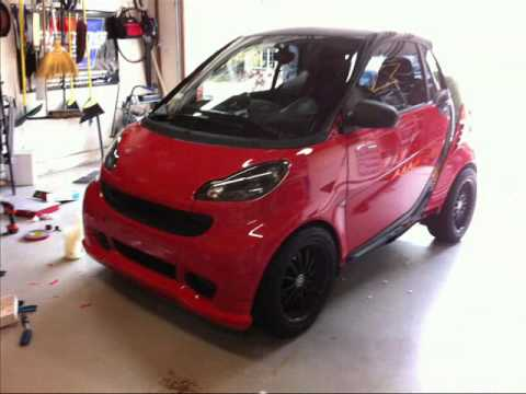 2009 Smart Fortwo Pion