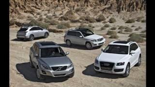 Little Luxuries - Lux SUVs Comparison
