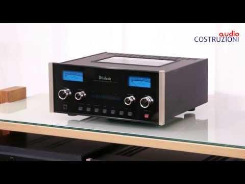 McIntosh C2300 preamplifier di Sbisà Audiocostruzioni