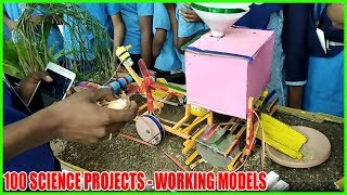 100 Science Projects Working Models