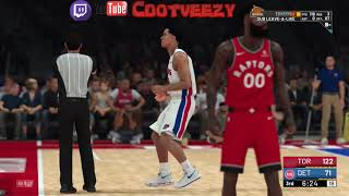 How To Gain 50,000 XP A GAME For Your Sharpshooting Shot Creator NBA 2k19
