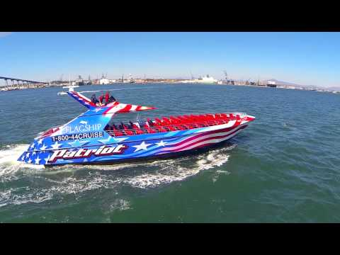 Ride the Patriot Jet Boat