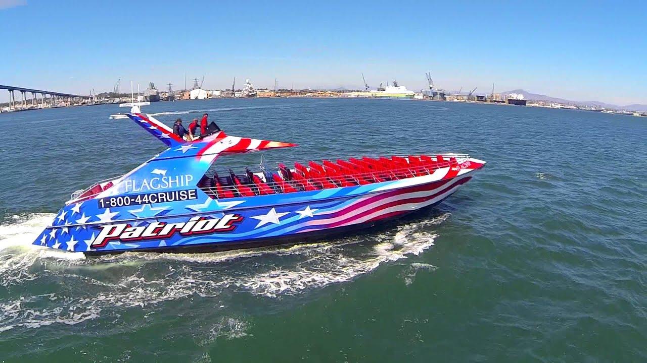 Ride The Patriot Jet Boat