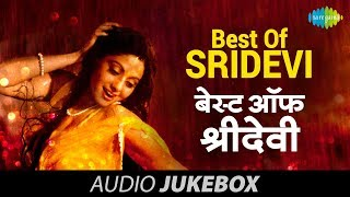 best of sridevi jukebox chandni o meri chandni sridevi superhit songs