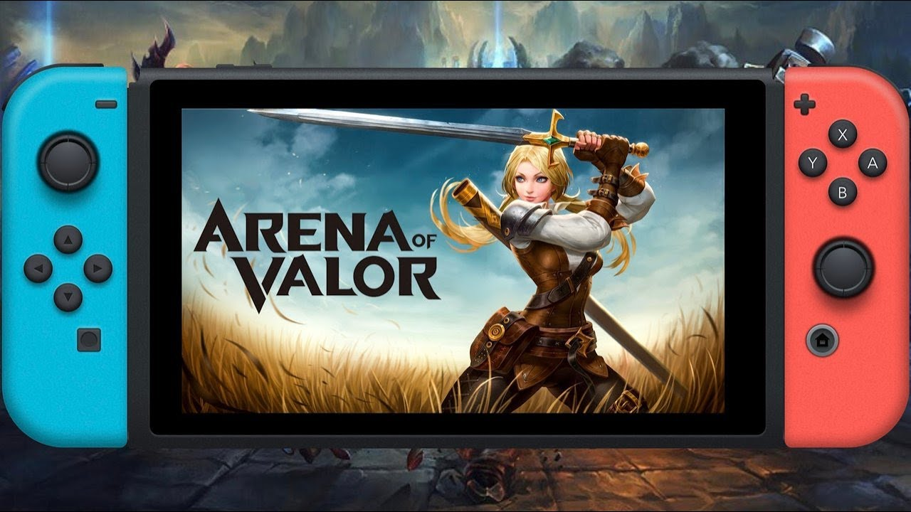 How Well Does Arena of Valor Play on Nintendo Switch?