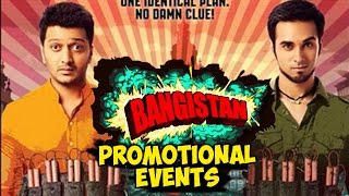 Bangistan Movie (2015) | Ritesh Deshmukh, Pulkit Samrat | Uncut Promotional Events