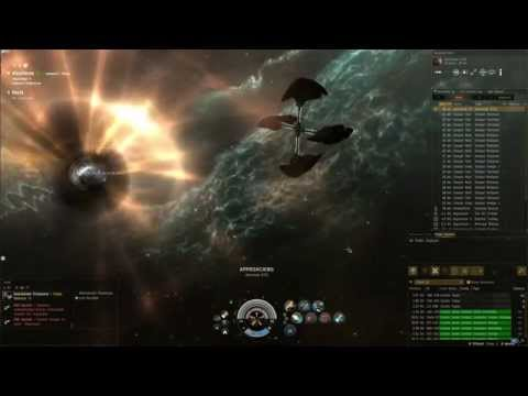 Eve Online: The Barbican Unidentified Wormhole!