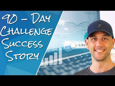 90 Day Challenge Success Story - Live Interview with Tom Johnston