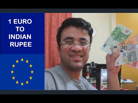 Euro Currency Rate In Indian Rupees Today In Hindi - Euro Currency Market Explained - Euro Notes