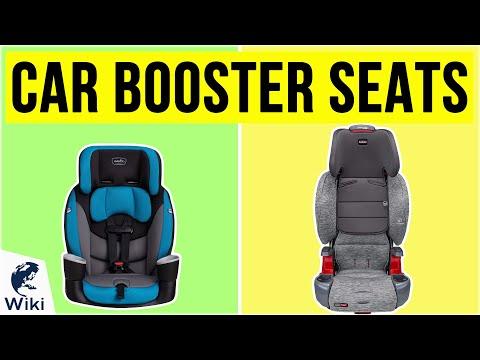 10 Best Car Booster Seats 2020
