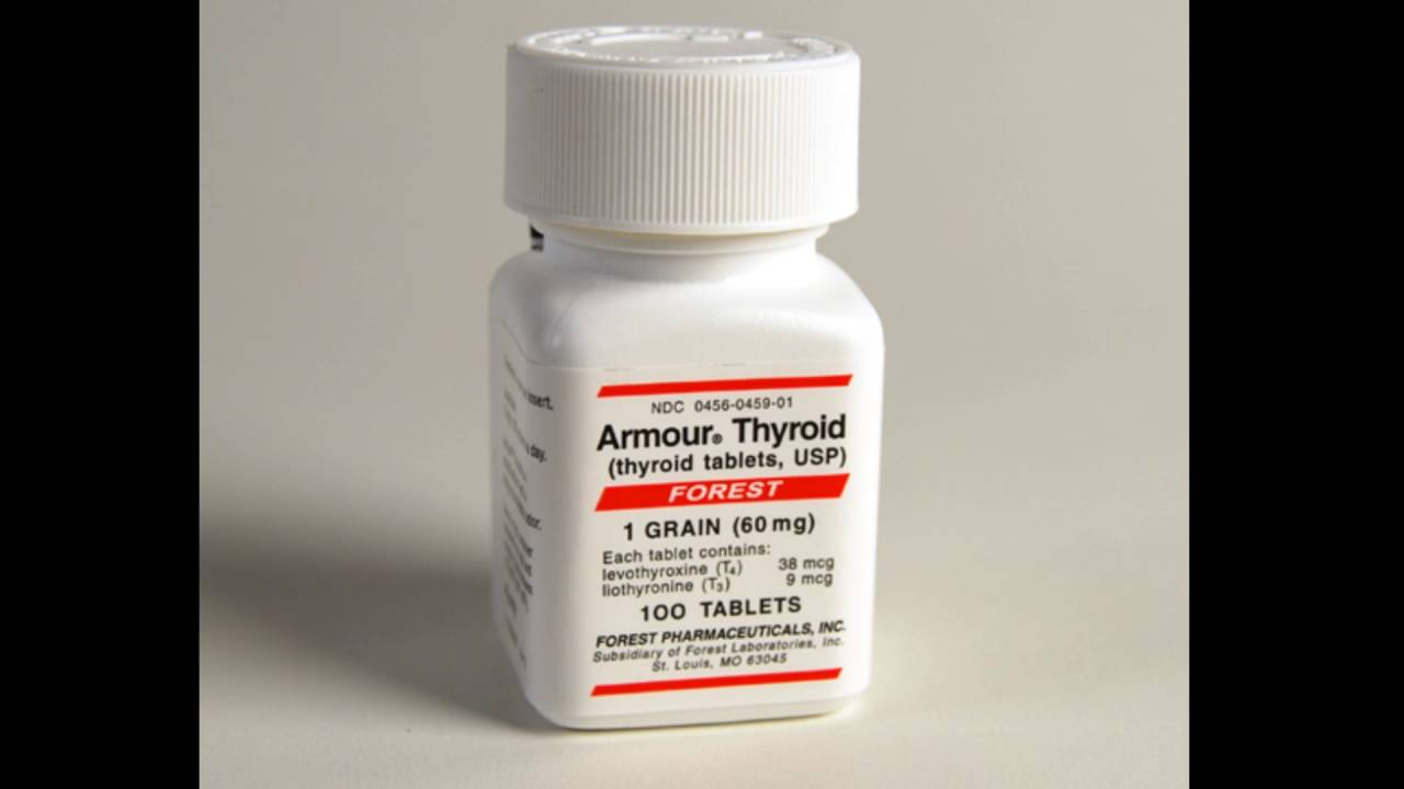 porcine thyroid hälsokost