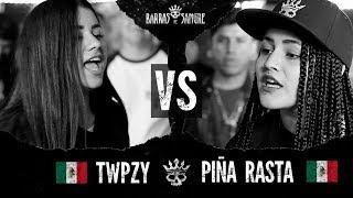 Download BDS 6: TWPZY 🇲🇽 vs Piña Rasta 🇲🇽 [ Batallas Escritas ] ( Host: Badts + Gino )