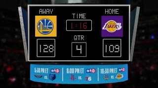 Join the conversation and follow today's LIVE scoreboard of #MLKDay NBA action!
