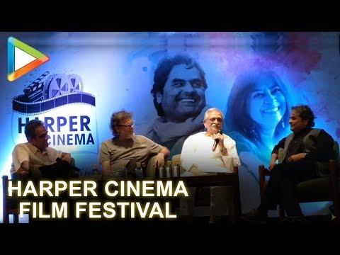 Gulzar | Vishal Bharadwaj | Rakeysh Omprakash Mehra | Masterclass of Harper Cinema Film Festival