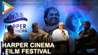 Gulzar   Vishal Bharadwaj   Rakeysh Omprakash Mehra   Masterclass of Harper Cinema Film Festival