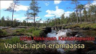 Vaellus Lapin erämaassa- Urho Kekkosen Kansallispuisto-Saariselkä Osa 5/5