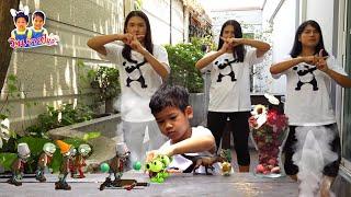 3 พลังของวิเศษ มายากลที่ต้องร้องว้าว วิชานินจาแยกเงาพันร่าง Plant vs Zombie กระจกพิศวง - วินริวสไมล์