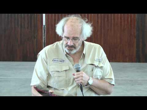 Jack Horner talks about dinosaurs