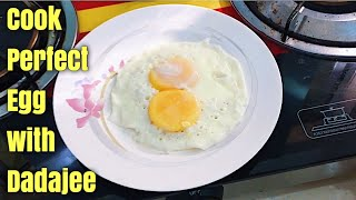 COOK PERFECT EGG WITH DADAJEE  THE FAMILY UK