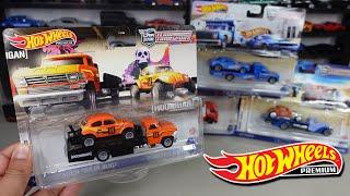 Mas camiones porque ustedes lo pidieron - Hot Wheels Team Transport Hoonigan, BMW Eibach, Ford 32