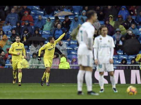 ريال مدريد يواصل تعثره ويخسر من فياريال  - 23:22-2018 / 1 / 13