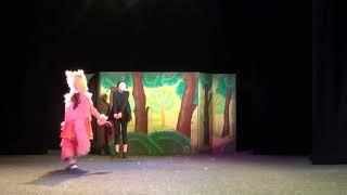 Театральная студия «МИМ». Басня «Ворона и Лисица». «Белгородская коррекционная школа – интернат №23»