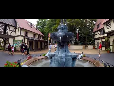 Busch Gardens Williamsburg (2019) Park Footage