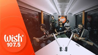 "I Belong To The Zoo performs ""Kapit"" LIVE on Wish 107.5"