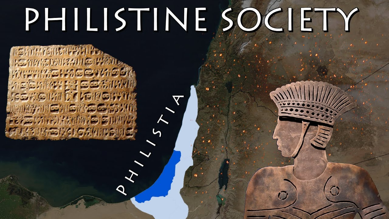 Philistine Society in Ancient Canaan ~ Dr. Aren Maeir