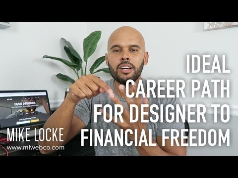 The Ideal Career Path for Product UI/UX Designer to Financial Freedom