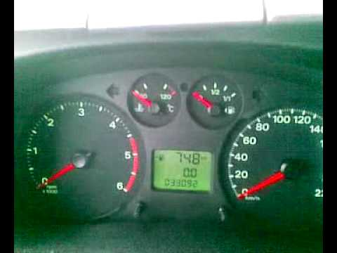 '08 Ford Transit dead instrument cluster  YouTube