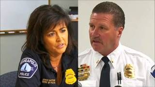 MPD Chief Harteau rebuts union head Bob Kroll on WCCO radio