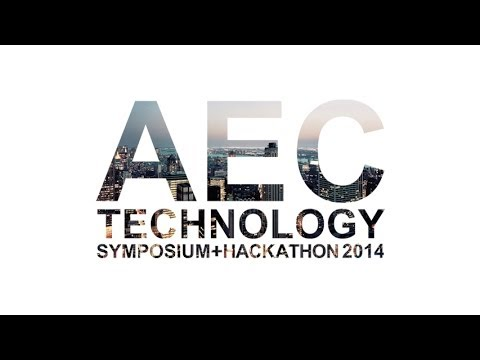 AEC Technology Symposium 2014: Data Driven Design Session II