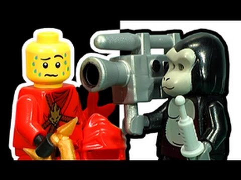 LEGO Ninjago Copyright Vs My Video Content Thanks Lord Business