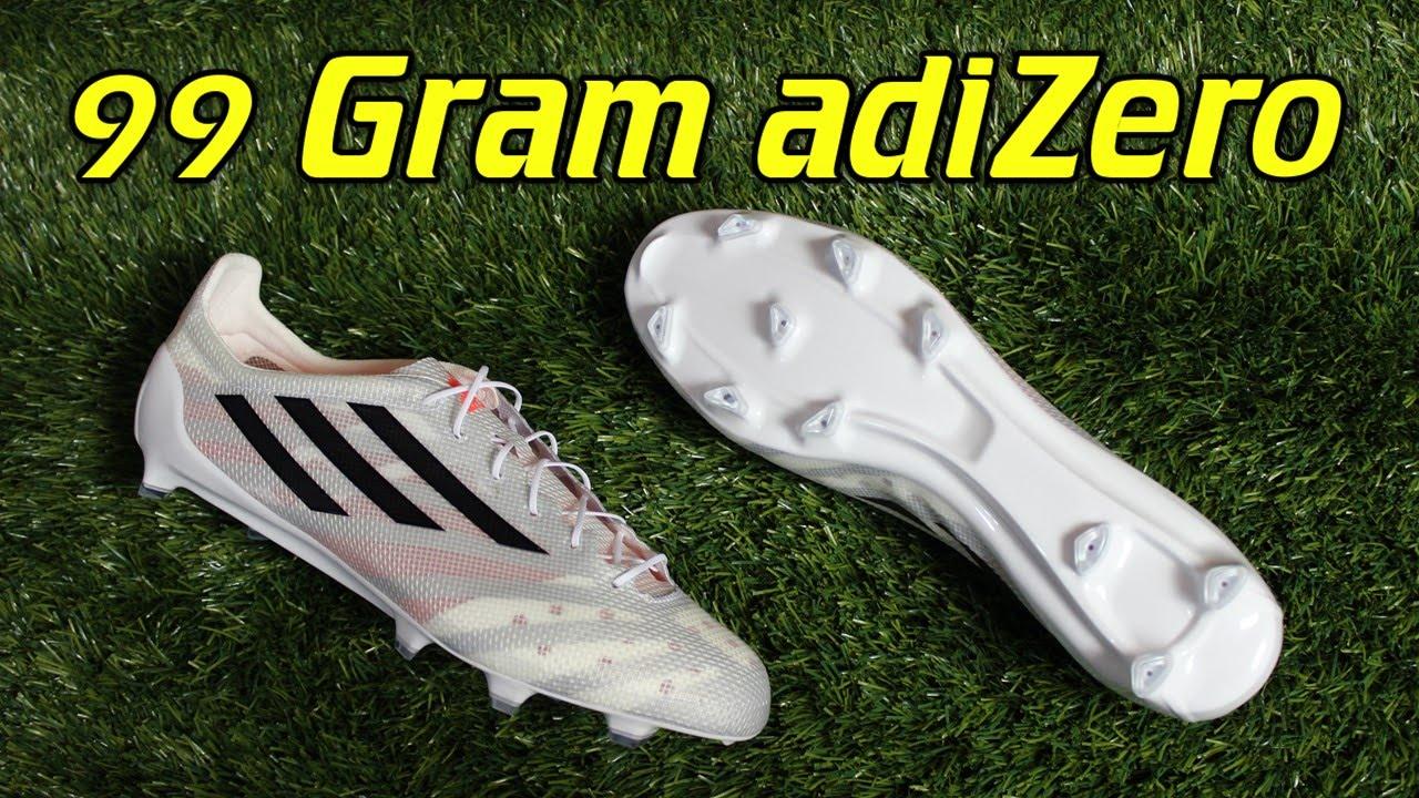 separation shoes ecccf 48e30 Adidas 99g F50 adizero CrazyLight - Review + On Feet