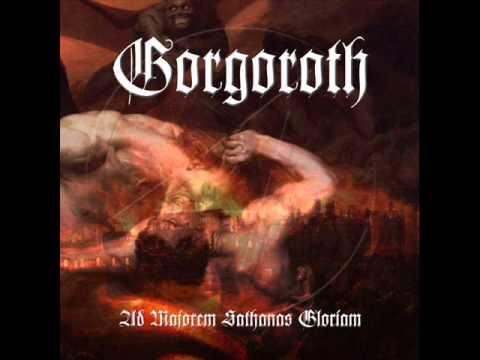Gorgoroth-Carving a giant (with lyrics).wmv