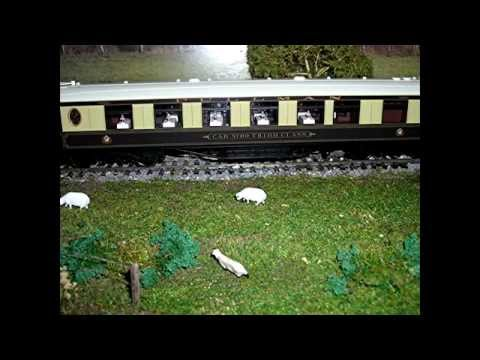 New Hornby Pullman Coaches with Lights £25 each