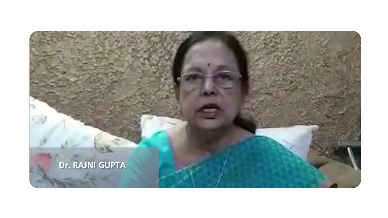 Dr. Rajni Gupta   #NationalDoctorsDay
