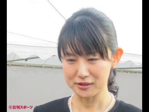 中江有里、闘病中の母が死去「ゆっくり休んで」 - おくやみ : 日刊スポーツ