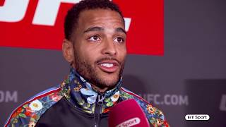 Danny Roberts: I just want blood... and I'm hungry - UFC London