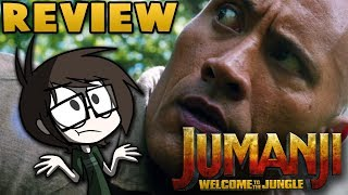 REVIEW - Jumanji: Welcome to the Jungle