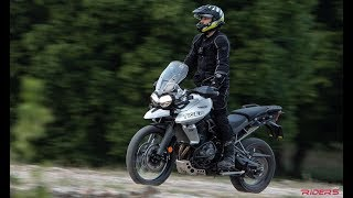 2018 Triumph Tiger 800 XCA | First Review