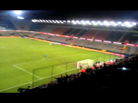 Club Bruges v Birmingham City 20/10/2011 - We don't care about Carson