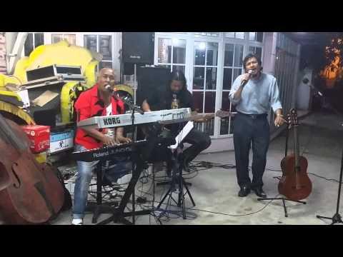Azman terlena bersama komposer rosli selasih