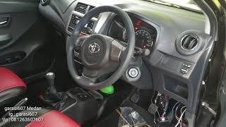 Toyota Agya / Ayla dgn fitur canggih
